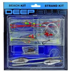 Deep Blue - Beach Kit -...