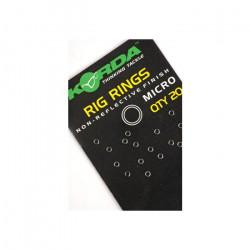 Korda Rig Rings Micro