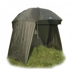 Visparaplu Nylon met Tent -...